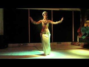 Kira Lebedeva@ Tribal Fest Budapest VOL6 / Babylont - YouTube