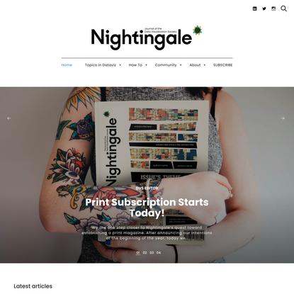 Nightingale - Home