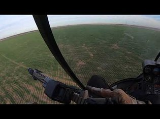 80 HOG SOUNDER LWRC IC-A5 5.56 Cedar Ridge Aviation Hog Hunting starts 4:44 Geissele SSA God Bless!