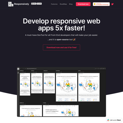 A Web Developer's Browser | Responsively App