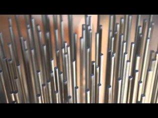 Harry Bertoia Sonambient Sculpture Barn Motion Study