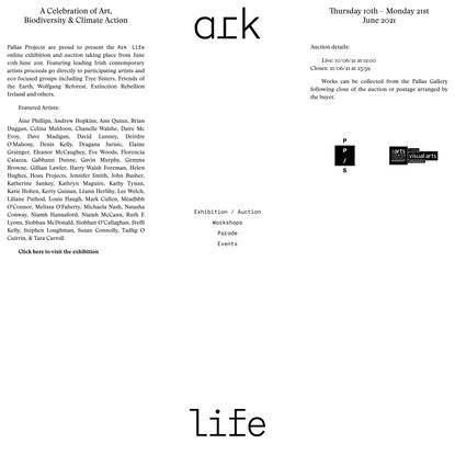 Home | Ark Life