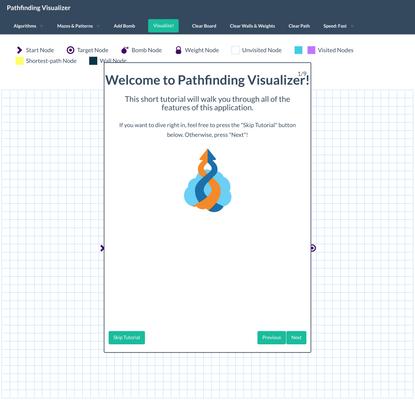 Pathfinding Visualizer