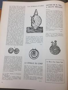 La Spirale d'Ubu from COBRA #7
