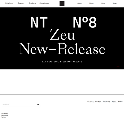 Nodo Typefoundry – Nodo Typefoundry