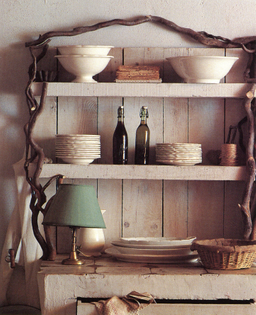 Decor selection from 'Unique Interiors in Minutes' (1993)