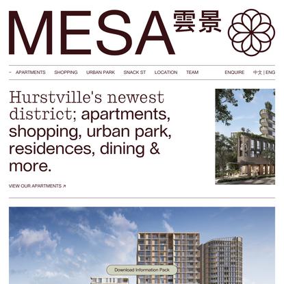 MESA Hurstville