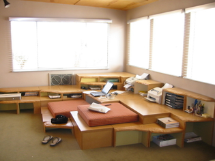 Andrea Zittel's Office