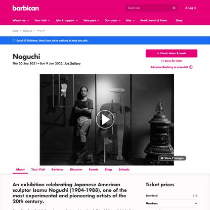 Noguchi | Barbican