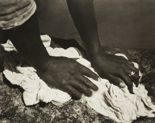 """Hands Washing"" by Tina Modatti (1896-1942)"