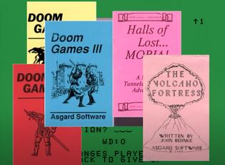 Tunnels of Doom 1982