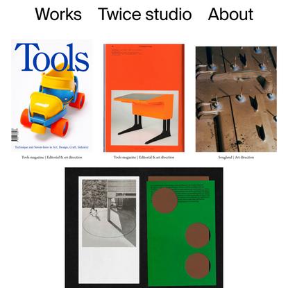 Twice studio