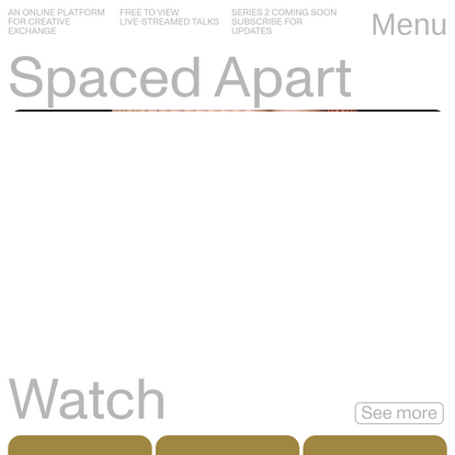 spaced-apart