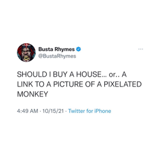 But the monkey