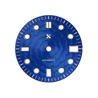 Namoki 80053 Navy Sakura watch dial