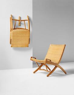 Hans J. Wegner - Folding Chairs Model No. JH 512