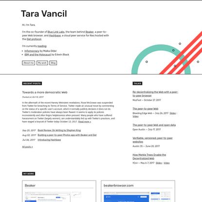 Tara Vancil