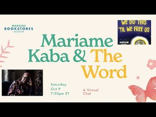 Mariame Kaba, author of WE DO THIS 'TIL WE FREE US, Activating Read Winner