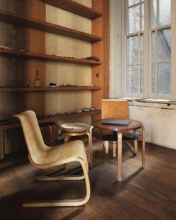 Donald Judd, library, 101 spring st, 3rd floor