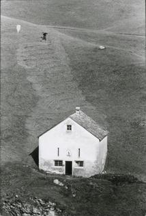 Jean Mohr, Canton d'Uri, Suisse, 1963 | Le Faucheur