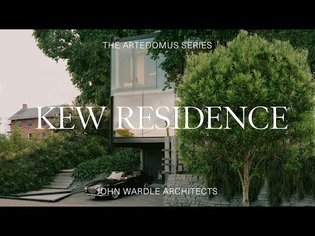 The Award-Winning Home of an Architect That Unites Architecture, Art, Design and Craft (House Tour)