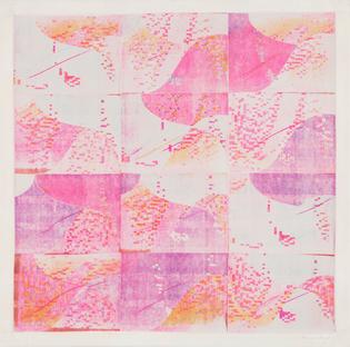 Joan Truckenbrod, Curvilinear Perspective, 1979