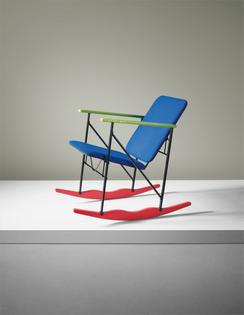 Rocking Chair' by Yrjö Kukkapuro, 1986