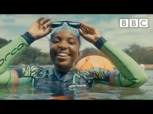 Increasing access to outdoor swimming for people of colour | BBC
