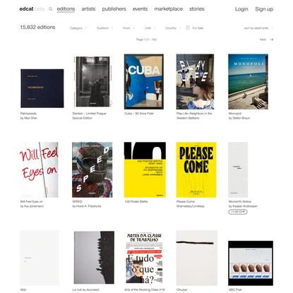 edcat – publications