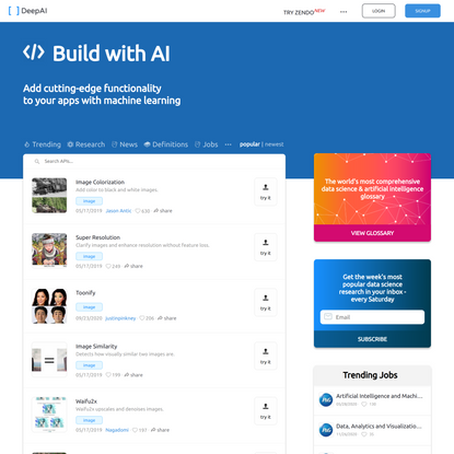 Build with AI