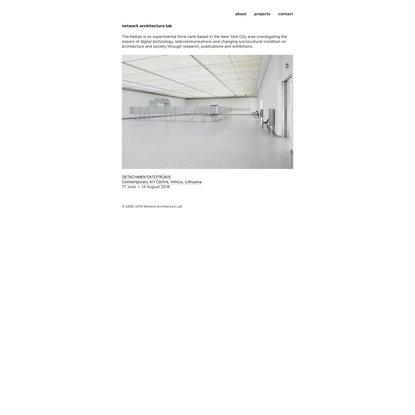 Network Architecture Lab | Network Architecture Lab