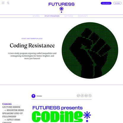 Coding Resistance