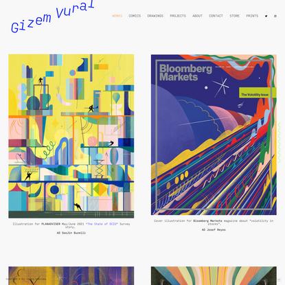 WORKS - Gizem Vural