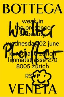 Bottega Veneta Exhibition Invitation (May 2021)