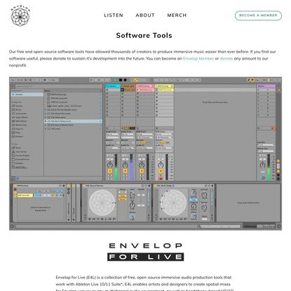 Software — Envelop