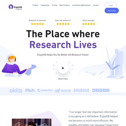 Top UX Research Platform