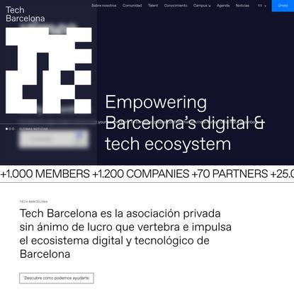 Tech Barcelona
