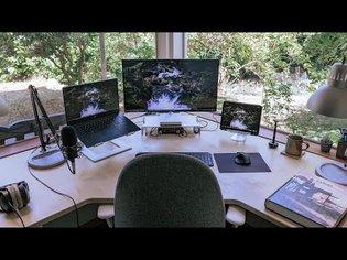 Best Laptop Setups Ep. 9 // Crazy & Clean Desk Tours!
