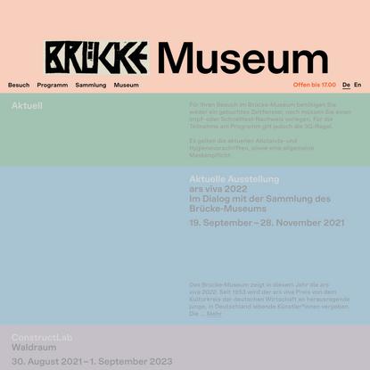 Brücke-Museum