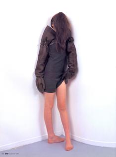 Nina Uchida by Takashi Homma for Gap September 1999