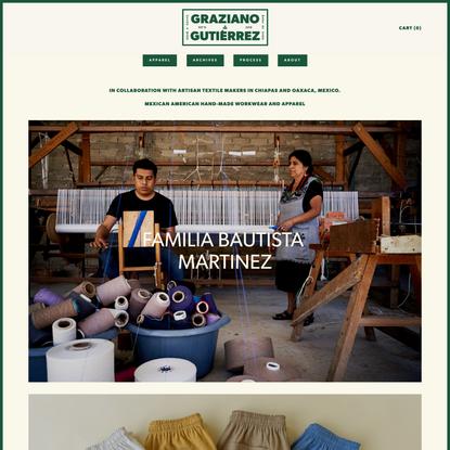 GRAZIANO AND GUTIERREZ