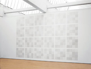 Sol Lewitt – Wall Drawing