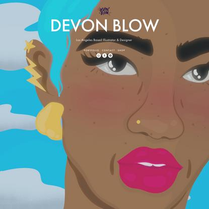 DEVON BLOW
