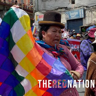 """Libsyn Directory: Vivi Camacho episode of The Red Nation Podcast """"Bolivia is medicine for the world with Vivi Camacho"""""""