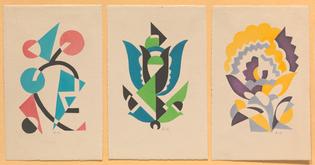 Serge Gladky - Floral Motifs