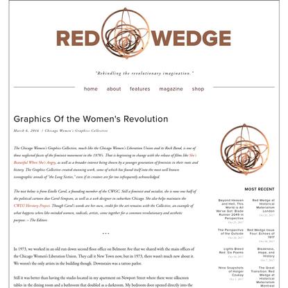 Graphics Of the Women's Revolution