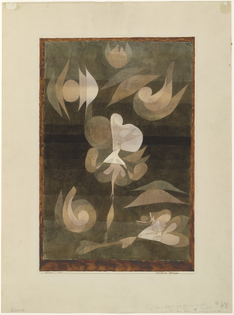 Paul Klee - Dying Plants (1922)