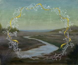 Pei-Cheng Hsu - River No. 1, 2020