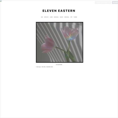 ELEVEN EASTERN