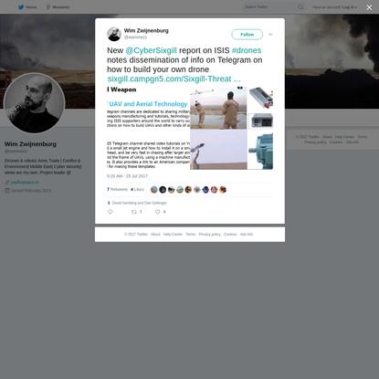 Wim Zwijnenburg on Twitter
